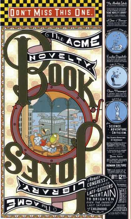 Acme Novelty Library 7 - Chris Ware