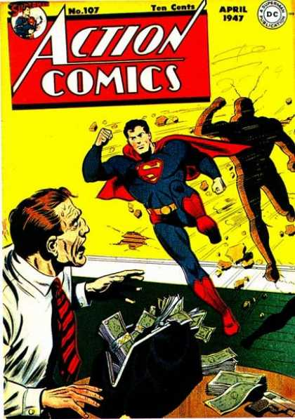 Action Comics 107 - Superman - Money