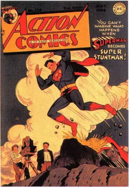 Action Comics 120 - Superman - Camera