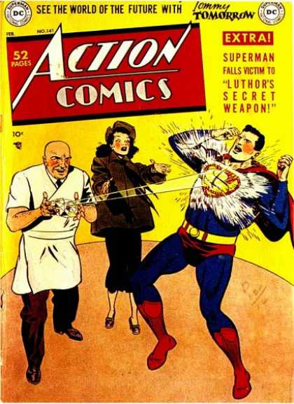 Action Comics 141 - Superman - Lex Luthor