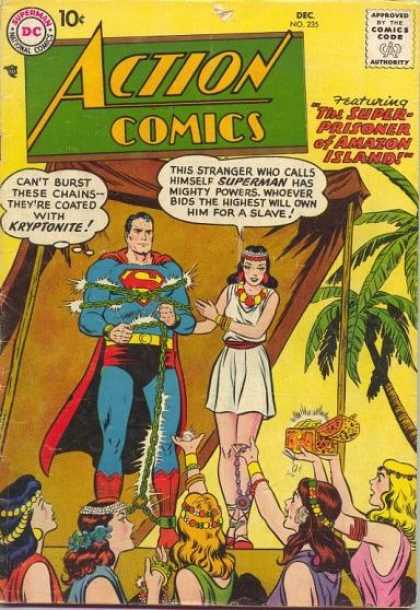 Action Comics 235 - Amazon - Superman - Curt Swan