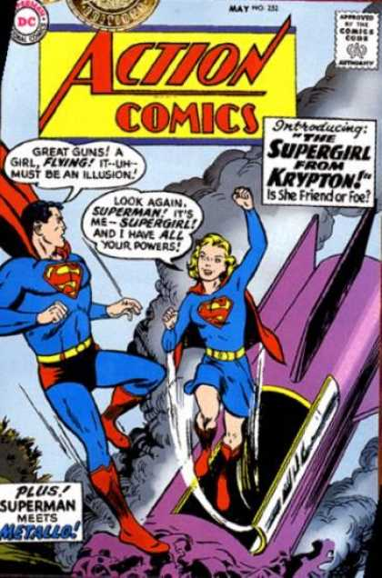Action Comics 252 - Curt Swan