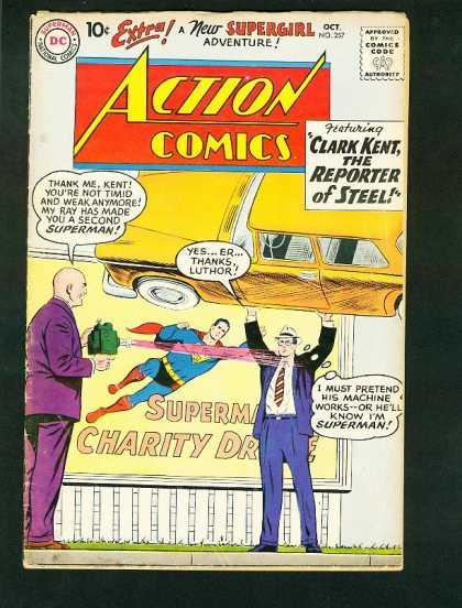 Action Comics 257 - Curt Swan