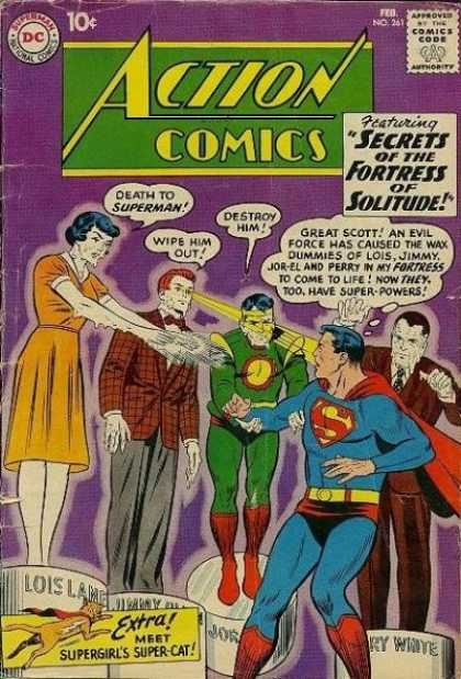 Action Comics 261 - Curt Swan