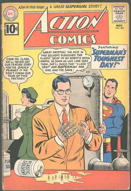 Action Comics 282 - Curt Swan