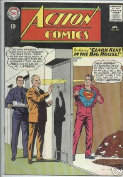 Action Comics 323 - Curt Swan