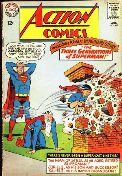 Action Comics 327 - Superman - Curt Swan