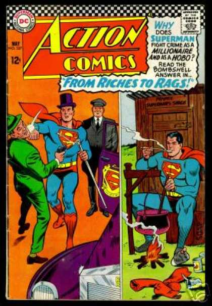 Action Comics 337 - Superman - Curt Swan