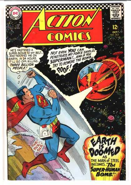 Action Comics 342 - Curt Swan