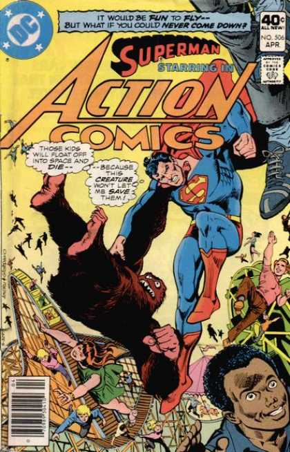Action Comics 506 - Dick Giordano, Ross Andru
