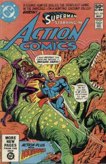 Action Comics 519 - Dick Giordano, Ross Andru