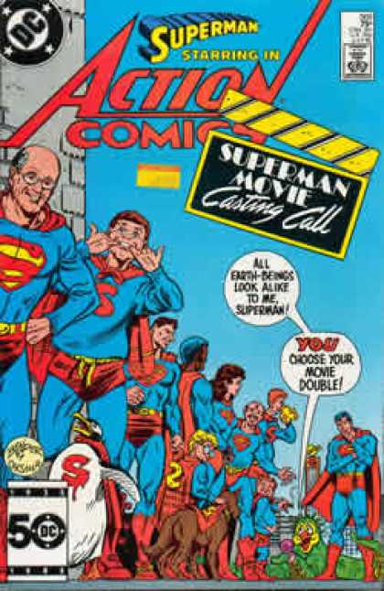 Action Comics 569 - Superman - Bob Oksner