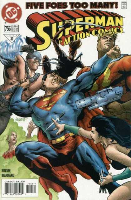 Action Comics 756 - Stuart Immonen
