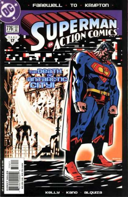 Action Comics 776 - Superman