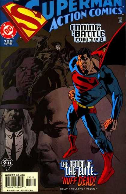 Action Comics 795 - Kevin Nowlan