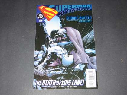 Action Comics 796 - Superman - Death - Lois Lane - Bill Sienkiewicz, Dan Jurgens