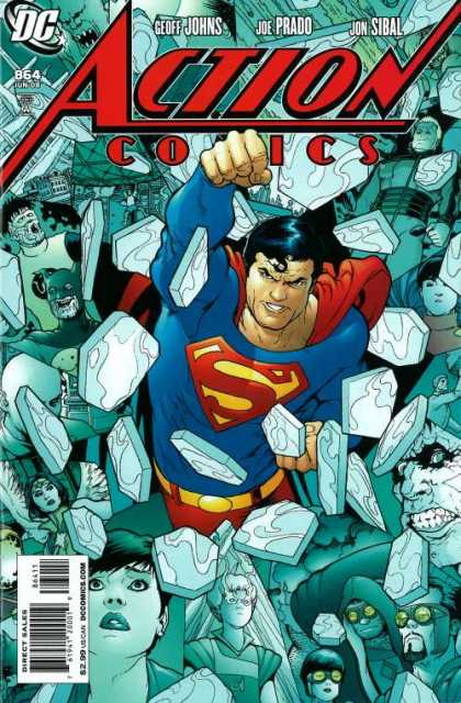 Action Comics 864 - Kevin Maguire
