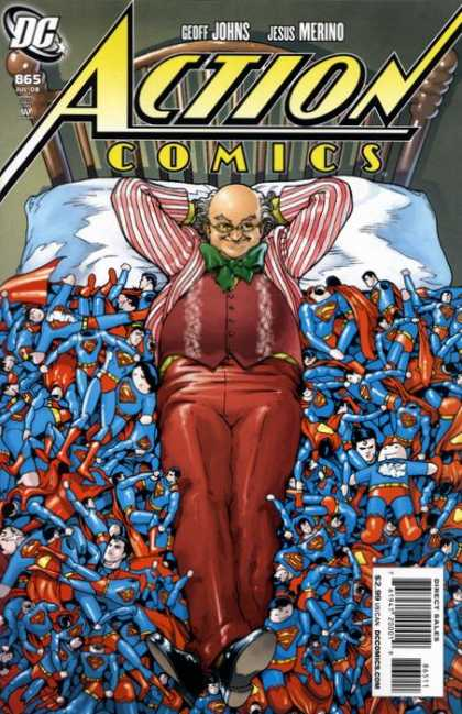 Action Comics 865 - Kevin Maguire