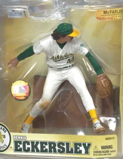 Action Figure Boxes - Dennis Eckersley