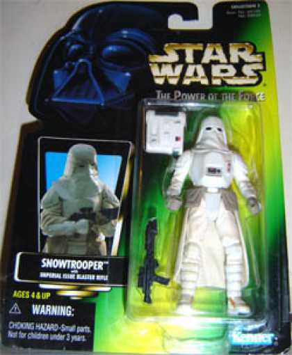Action Figure Boxes - Star Wars Snowtrooper