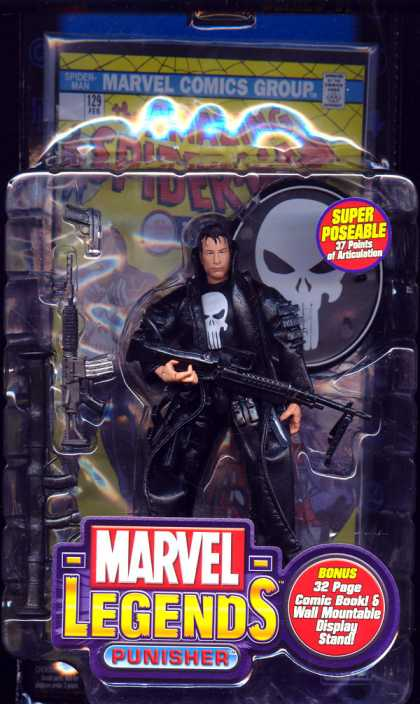 Action Figure Boxes - Punisher