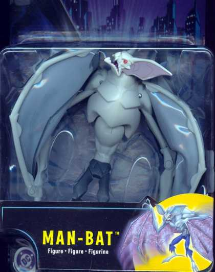 Action Figure Boxes - Batman Man-Bat