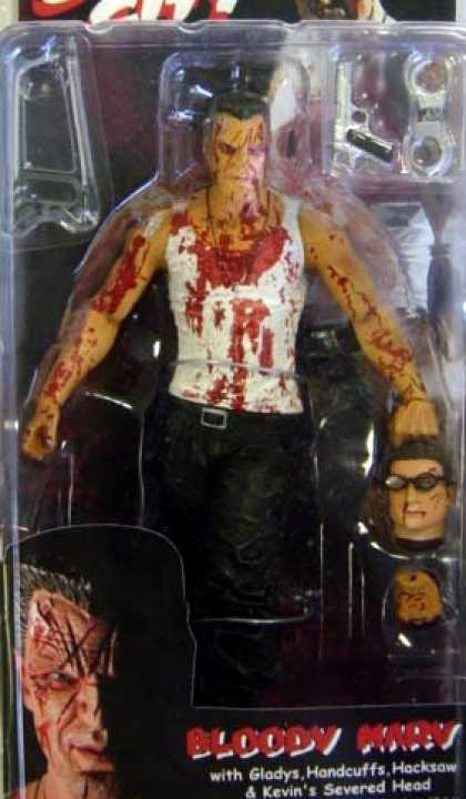 Action Figure Boxes - Sin City: Bloody Marv