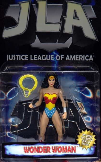 Action Figure Boxes - JLA, Justice League of America: Wonder Woman