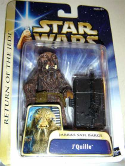 Action Figure Boxes - Star Wars J'Quille