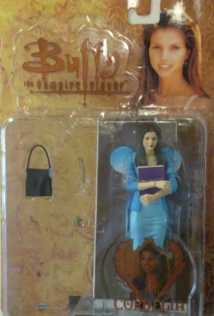 Action Figure Boxes - Buffy the Vampire Slayer