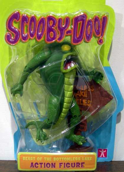 Action Figure Boxes - Scooby-Doo