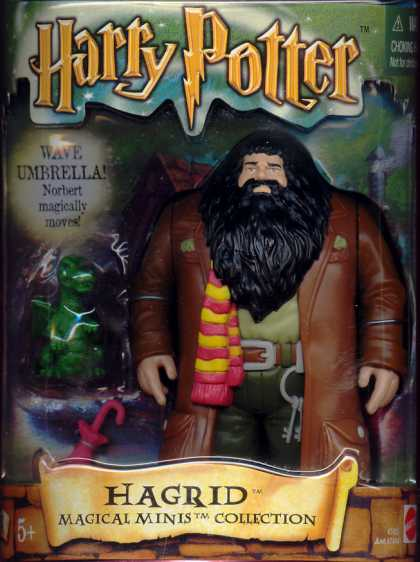 Action Figure Boxes - Harry Potter: Hagrid