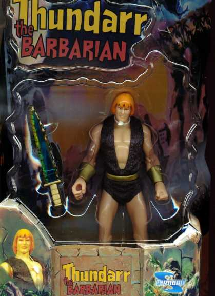 Action Figure Boxes - Thundarr the Barbarian