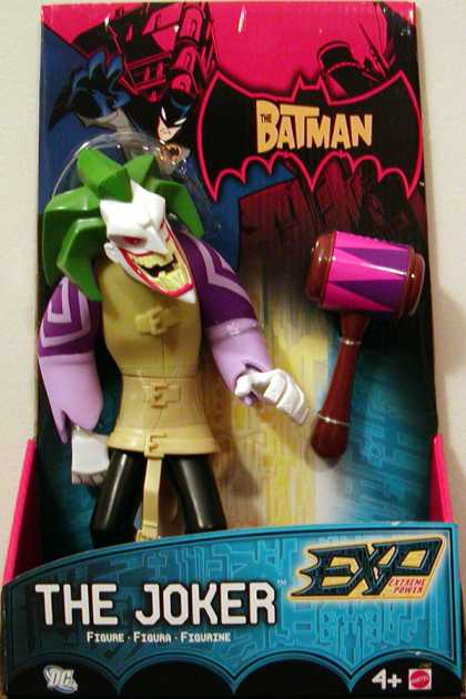 Action Figure Boxes - The Joker EXP