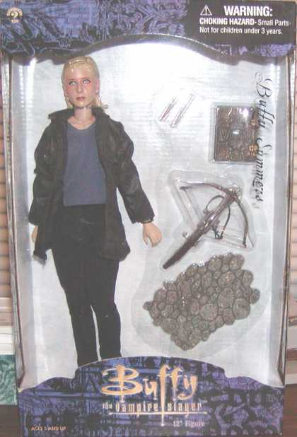Action Figure Boxes - Buffy