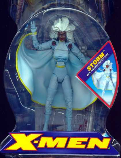 Action Figure Boxes - X-Men: Storm