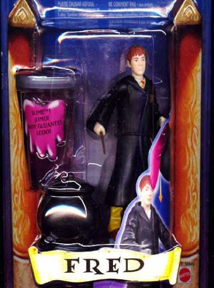 Action Figure Boxes - Harry Potter: Fred