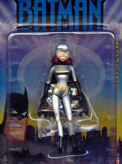 Action Figure Boxes - Batman