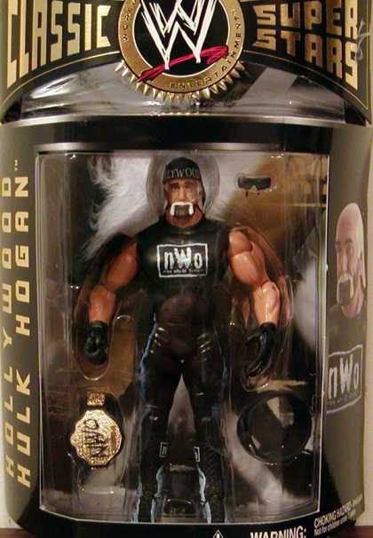 Action Figure Boxes - WWE: Hulk Hogan