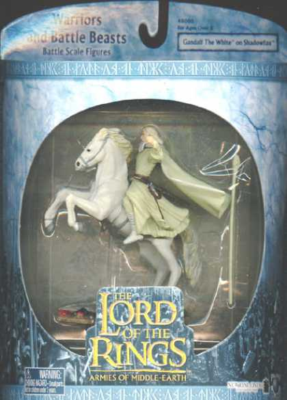 Action Figure Boxes - Lord of the Rings: Armies of Middle Earth