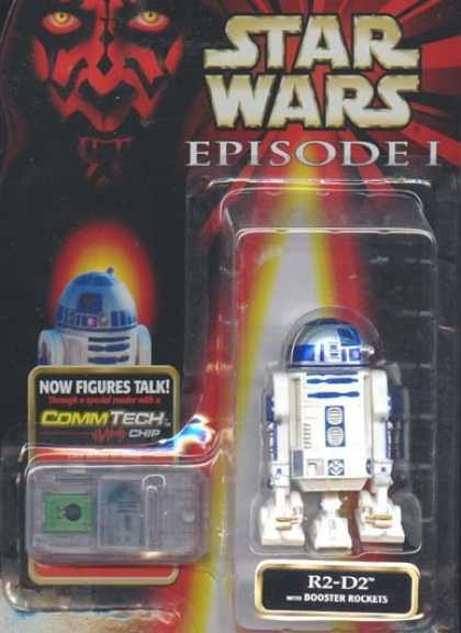 Action Figure Boxes - Star Wars: R2-D2