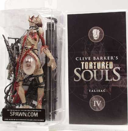 Action Figure Boxes - Clive Barker: Talisac