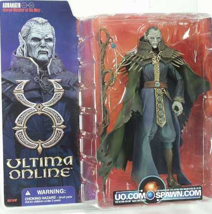 Action Figure Boxes - Ultima Online