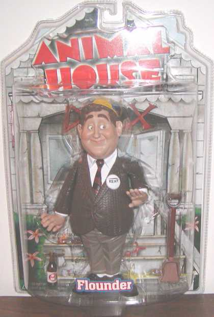 Action Figure Boxes - Animal House: Flounder