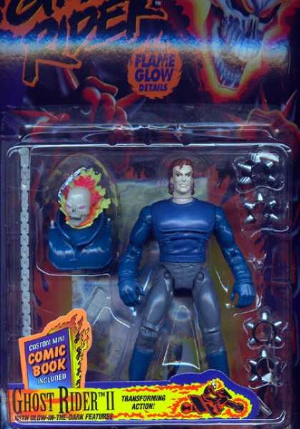 Action Figure Boxes - Ghost Rider II