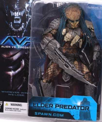 Action Figure Boxes - Elder Predator