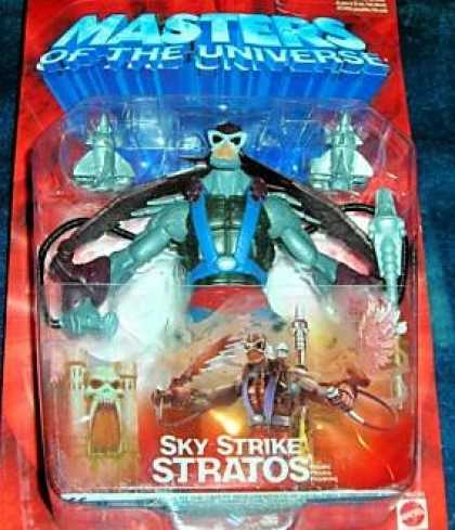 Action Figure Boxes - Masters of the Universe: Sky Strike Stratos