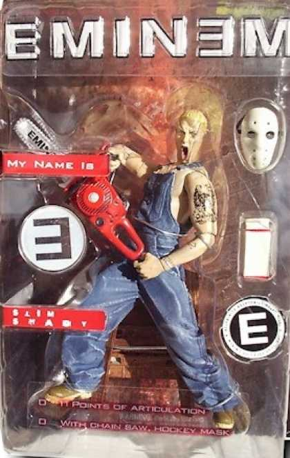 Action Figure Boxes - Eminem