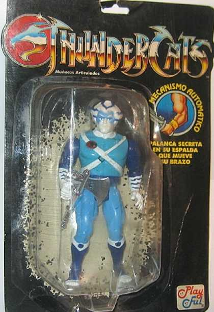 Action Figure Boxes - Thundercats