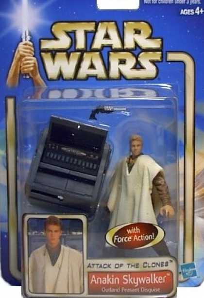 Action Figure Boxes - Star Wars: Anakin Skywalker